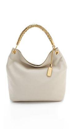 Michael Kors Collection Skorpios Large Shoulder Bag
