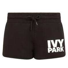 Ivy Park Logo Jersey Shorts   Shop Beyoncé's Ivy Park at Fashercise now - free worldwide shipping on orders over £150/€150! #stylishlyfit