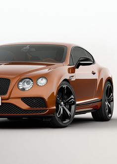 The 2016 Bentley Continental GT Speed Is As Stylish As It Is Powerful