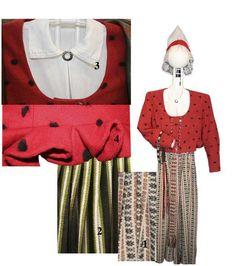 Riga Area Womens' Folk Costume (SKU #6347) US $1292.00