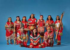 Indianenstam in Suriname