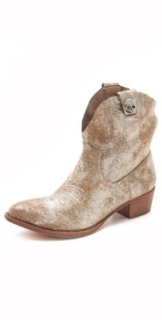 Zadig & Voltaire Payne Cowboy Boots  #FrenchChic #Parisianstyle #frenchbrands #whattowearinParis