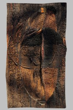 View Czarna by Magdalena Abakanowicz on artnet. Browse upcoming and past auction lots by Magdalena Abakanowicz. Textile Sculpture, Soft Sculpture, Wall Sculptures, Textile Art, Textiles, Magdalena Abakanowicz, Artist Art, Oeuvre D'art, Contemporary Art