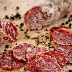 """At Olli Salumeria, we make artisanal slow-cured meats based on original 160-year-old family recipes that were handed down over 4 generations to our founder, Oliviero """"Olli"""" Colmignoli. Our products are made with pork from pigs raised on family-owned sustainable farms."""