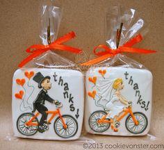Bike themes #Weddingfavours