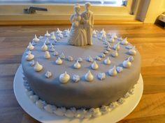 Test of little wedding-cake