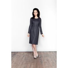 Ohara Wool Dress