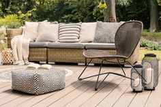 Best Wicker Patio Furniture Sets – Home Patio Inexpensive Patio Furniture, Wicker Patio Furniture Sets, Patio Furniture For Sale, Wicker Patio Chairs, Furniture Design, Patio Seat Cushions, Patio Chaise Lounge, Patio Daybed, Outdoor Cushions