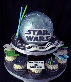 Star Wars cakes   Death Star - Star Wars Cake