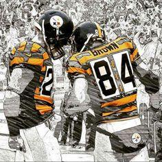 Steelers artwork!