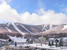 Killington, Vermont. My fav. place to ski!