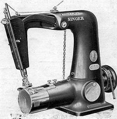 straw sewing machine | Vintage Millinery Singer Sewing Machines (Sweatbands, Binding, Ribbons ...
