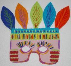 Indien masque
