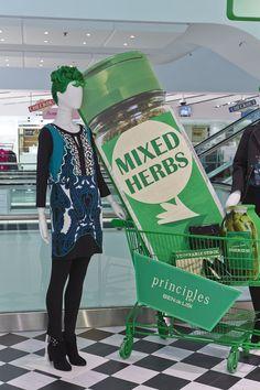 Mixed herbs #WinterGreens #Fashion #VM