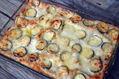 marionadecouvert.com recettes plats lasagnes-au-saumon-courgettes-bechamel Mini Croissants, Zucchini, Food And Drink, D1, Dinner, Vegetables, Humor, Fruit, Diets