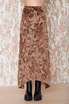 Ann Demeulemeester Uncharted Territory Skirt