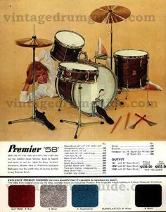 Premier catalogue 1965