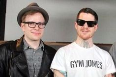 Patrick and Andy xxxxxxxxxx