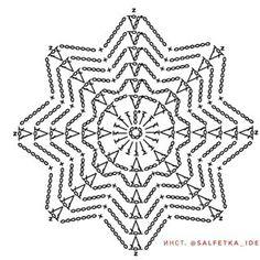 Best 12 Irish lace Irish crochet flower motifs, off white flower applique, Irish crochet decor, wedding decor Set of 3 – SkillOfKing.Com - Her Crochet Crochet Snowflake Pattern, Crochet Stars, Crochet Circles, Crochet Snowflakes, Doily Patterns, Thread Crochet, Crochet Granny, Crochet Motif, Crochet Designs