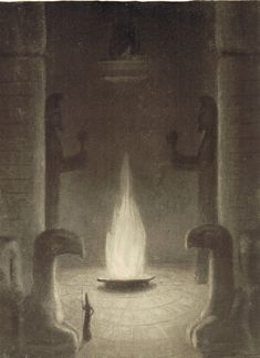 Alfred Kubin (2nd Part): Die ewige Flamme