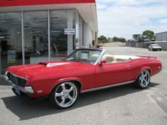 1969 Cougar ...mine was a hard top had to sell before i could restore :(