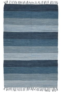 HARMONI-räsymatto, 130x190 cm Textile Recycling, Striped Rug, Loom, Weaving, Carpet, Cotton Rugs, Rag Rugs, Design, Home Decor