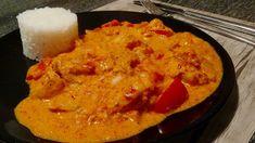 Kip gesneden in Ajvar-room uit de Abacusteam-oven chef - Food Site Thai Recipes, Healthy Chicken Recipes, Healthy Cooking, Cooking Recipes, Chicken Slices, Eat Smart, Korean Food, Low Carb, Curry