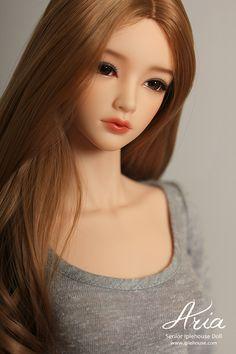 "doll 人形 S.I.D.(Senior Iplehouse Doll) Basic ""Aria"" 球体関節人形のIPLEHOUSE"
