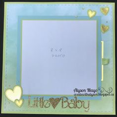 Baby Album - Title Page