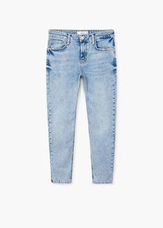Skinny 7/8-Jeans