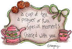 [clipart imagem decoupage Cup of Tee Kunst, Tea Quotes, Tea Time Quotes, Cuppa Tea, Tea Sandwiches, My Cup Of Tea, Vintage Tea, High Tea, Afternoon Tea