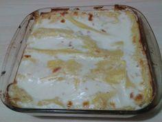 Lasagne arrosto di tacchino e fontina