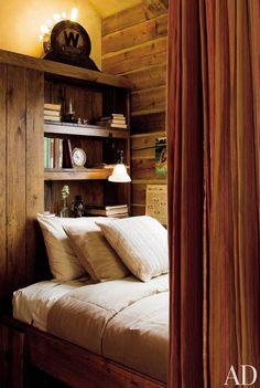 Rustic Bedrooms   Canadian Log Homes