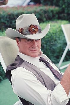 Television star Larry Hagman (born Sept. 21, 1931). Actor Larry Hagman is best known for playing J.R. Ewing Jr. in the TV series 'Dallas' in the 1980s. Hagman currently stars (again as J.R.) in a reboot of 'Dallas' that airs on TNT.