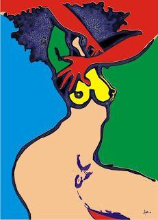 jbeja: cores lisas digital arte ,desenho de joão beja