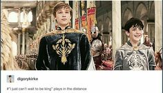 Oh I just CAN'T WAIT TO BE KINGGGGGGGGGG!!!!!!!