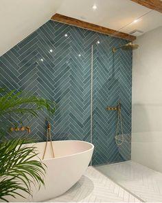 Beautiful Bathrooms, Modern Bathroom, Small Bathroom, Bathroom Interior Design, Decor Interior Design, Interior Decorating, Master Bath Remodel, Bathroom Renos, Bathroom Inspiration