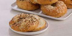 Classic Bagels Recipe - Lifestyle FOOD