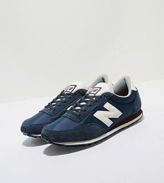 quality design 89ea2 a114d TH1O New Balance (NB) 410 Heren Marine   Wit   Bordeaux Sneakers,CHEAP
