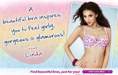 ddd456252a9 Shop Bras in Over 200 Sizes • Expert Bra Fitting Support • Linda s