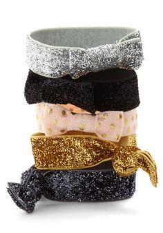 The cutest hair ties! #bow