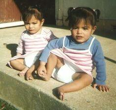 Sister Pumpkins twinny mokopuna beautiful