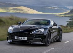 2015 Aston Martin Vanquish: Bringing Reality to the Unreal - Forbes #AstonMartinVanquish #astonmartinvanquishblack