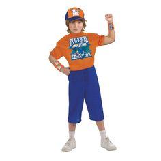 Boy s Deluxe WWE John Cena Costume. Disfraces De ... 1581be7ac1a