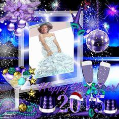 Happy New Year!...Este ano quero paz No meu coração Quem quiser ter um amigo Que me dê a mão  O tempo passa e com ele Caminhamos todos juntos Sem parar Nossos passos pelo chão Vão ficar