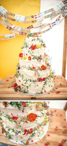 10 CINCO DE MAYO INSPIRED WEDDING CAKES wedding inspiration, wedding ideas, wedding cake