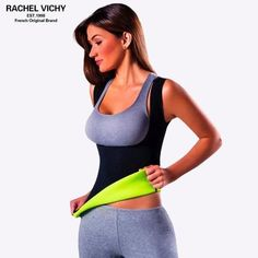 09f23f0d9dbec Hot Neoprene Body Shapers Slimming Waist Trainer Corset Weight Loss Fitness  Underwear Shapewear Vest Sweat modeling