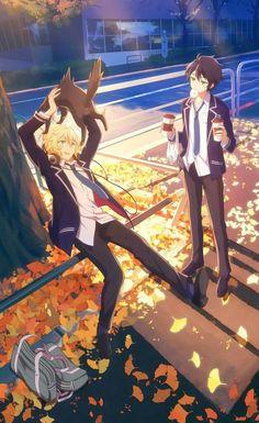 fcc headphones hyakuya_mikaela hyakuya_yuuichirou male neko owari_no_seraph seifuku Otaku Anime, Me Anime, Fanarts Anime, Hot Anime Guys, Anime Love, Anime Characters, Manga Anime, Anime Art, Mika Hyakuya