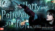 VIP s Harry Potterem, 4.11.2012