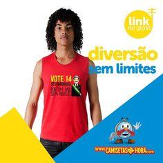 Camiseta Vote Madruga : VOTE 14 Seu Madruga Por Um País Sem Aluguel.  http://www.camisetasdahora.com/p-24…/Camiseta---Vote-Madruga | camisetasdahora